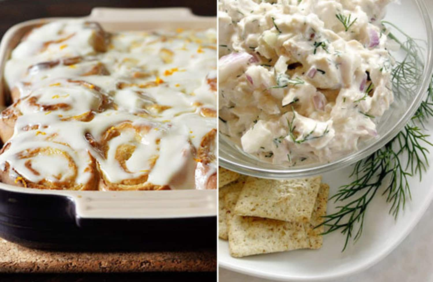 14 MakeAhead Dishes for a Holiday Weekend Food recipes