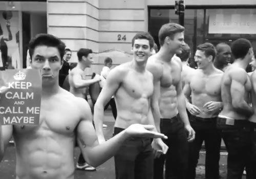 Abercrombie Hot Boys