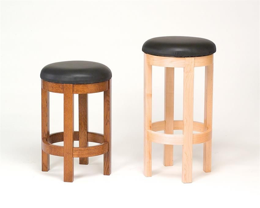 Amish Barrel Bar Stool Ideas For The House Pinterest Amish