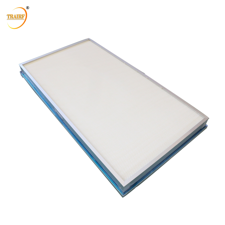 Gel Seal Hepa Filter used micro fiberglass material as