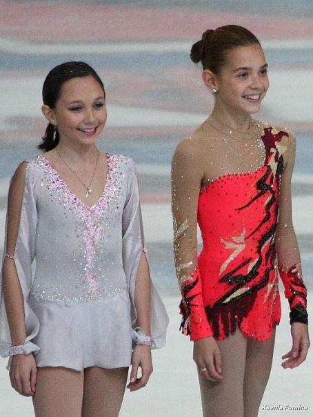 Elizaveta Tuktamysheva and Adelina Sotnikova