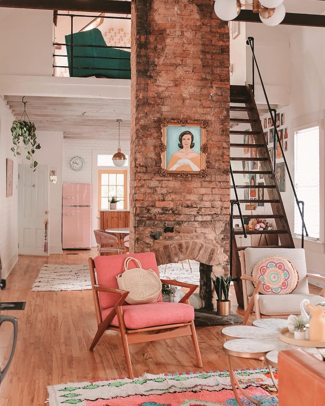 Gabby Gomez On Instagram Dream Space Amazing Airbnb We Stayed At While In Atlanta Liketkit Airbnb