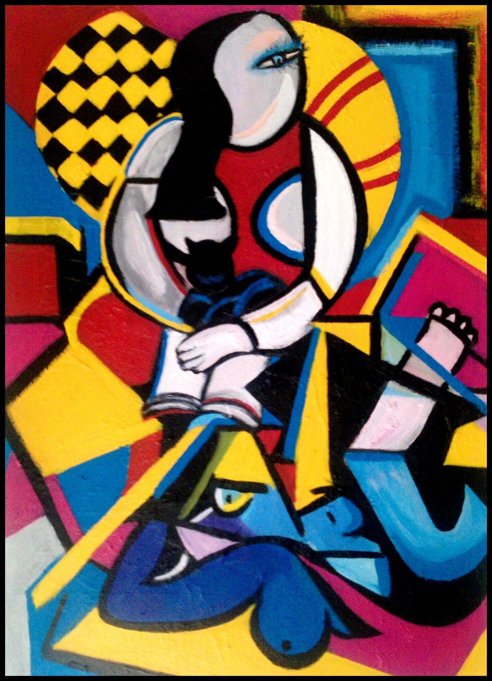 pin auf picasso berühmte abstrakte bilder malerei kaufen