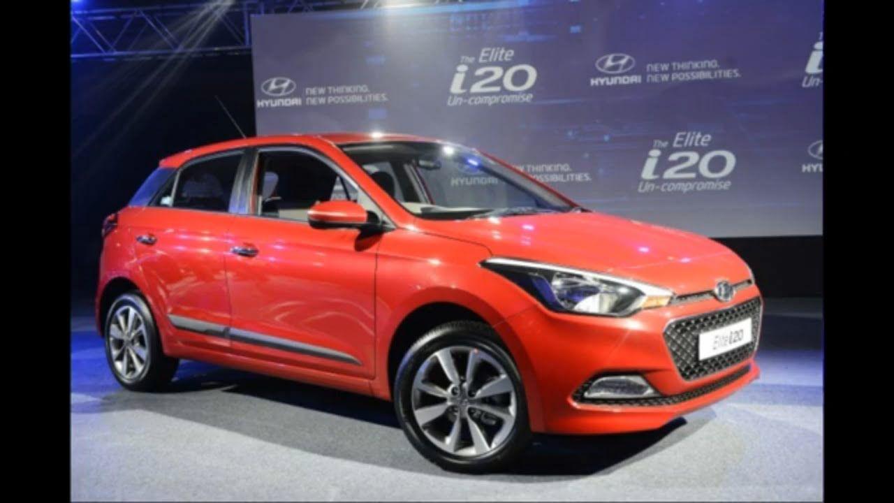 2019 Hyundai i20 review, new video and changes   HYUNDAI