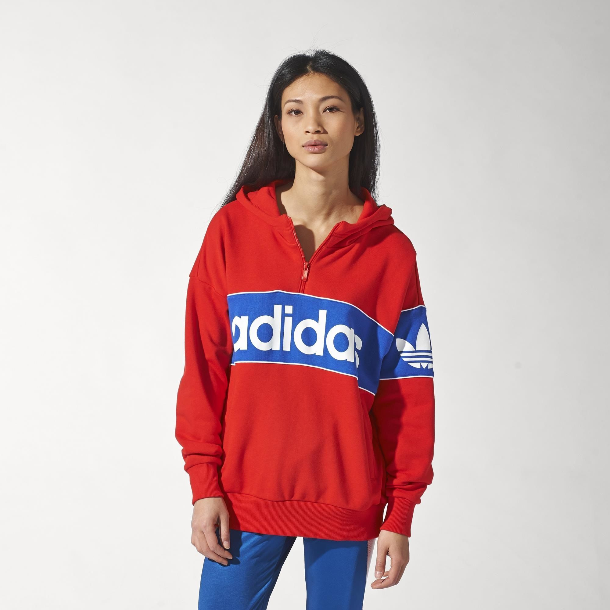 085eaf3e82 adidas - City London Hoodie | Sporting Fashion | Adidas women ...