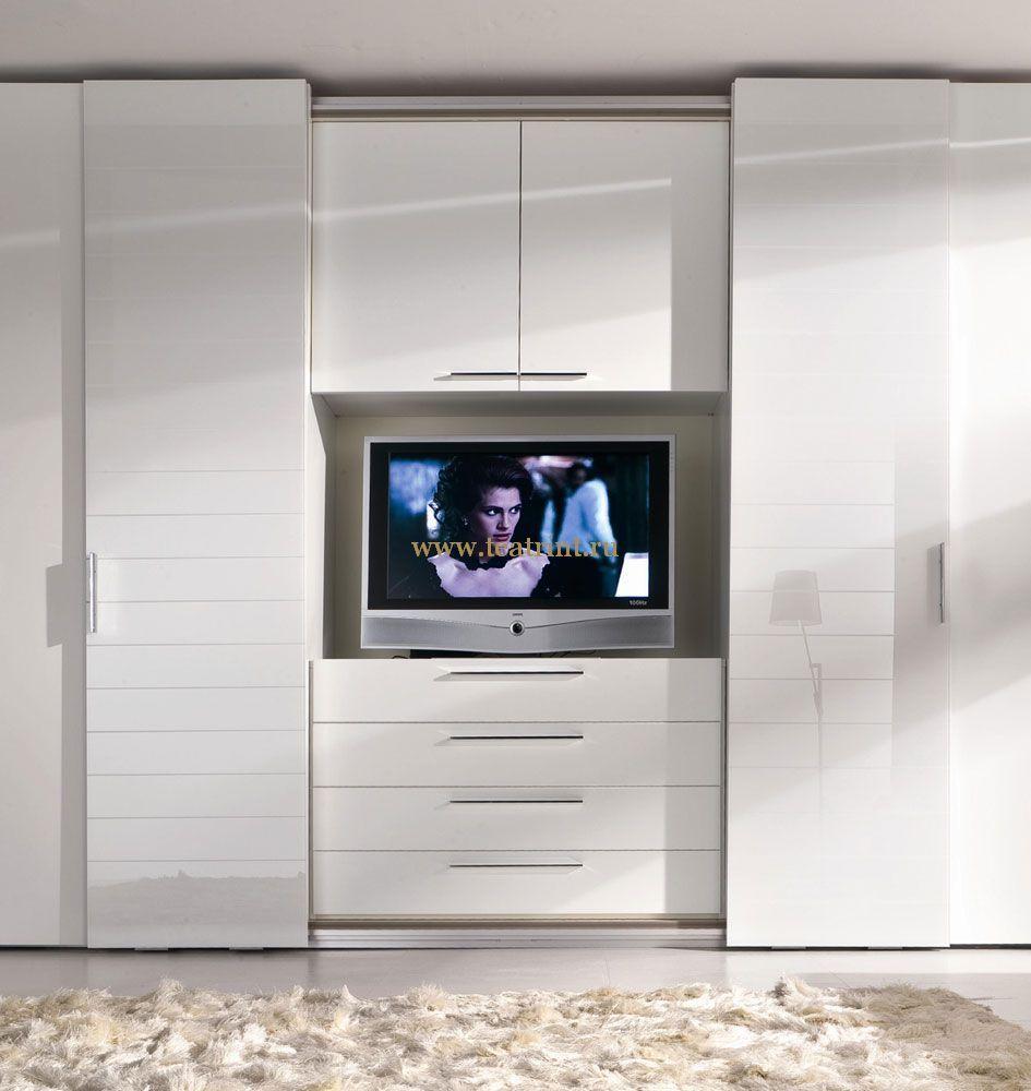 Шкаф для тв комбинация LA FALEGNAMI / ARMADI LOFT CON MODULO TV  my interior design - bedroom ...