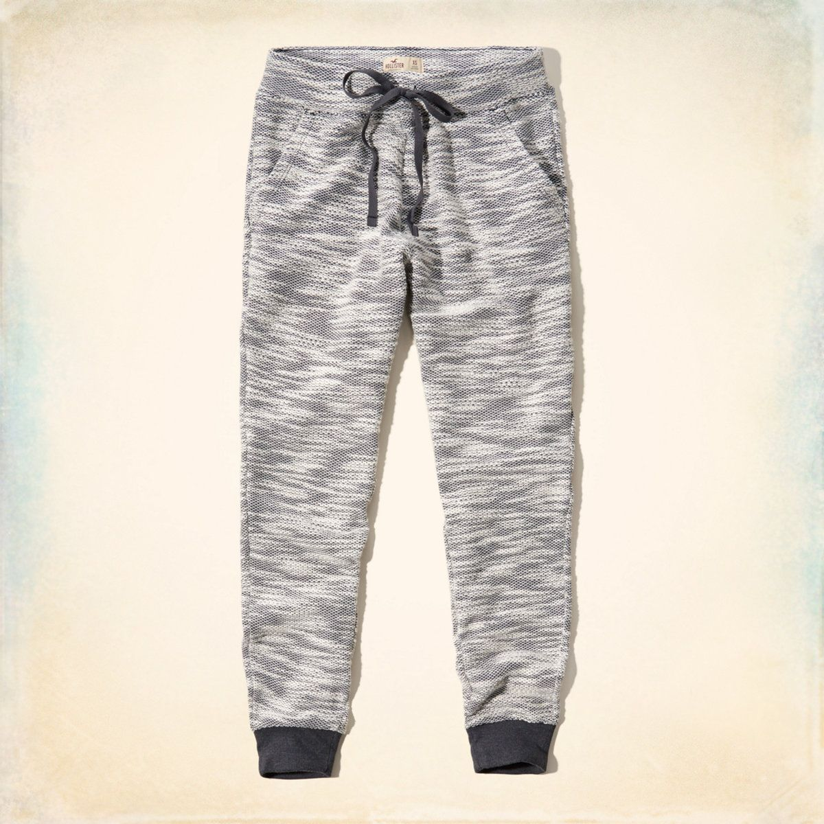 Hollister Textured Knit Joggers from Hollister Co. Jogger Sweatpants, Girls  Joggers, Girls Pants ec69685c838e