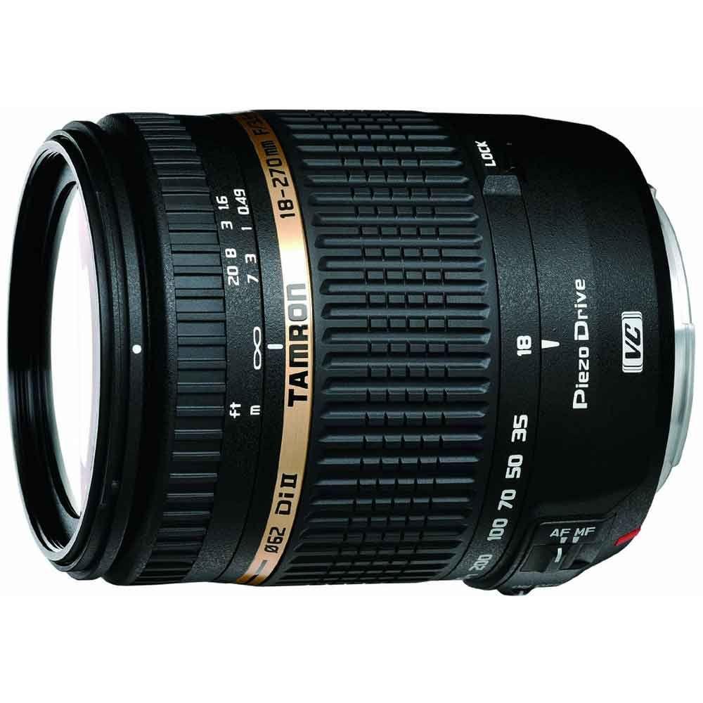 Tokina Tamron AF18-270mm f/3.5-6.3 Di II VC PZD AF Lens for Nikon