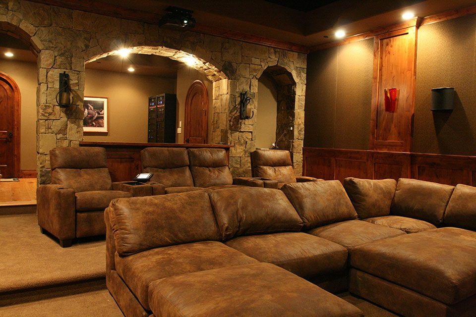 Denver Home Theater Design & Installation | Logic Integration ...