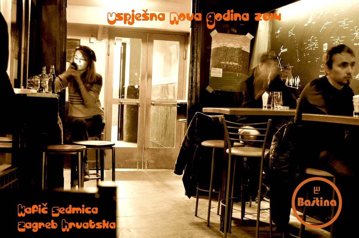Bar Zagreb Croatie