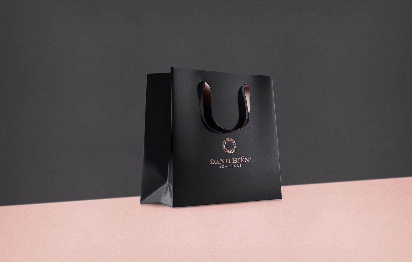 paper bag design-bratus- thiet ke tui giay-cty bratus | Branding ...