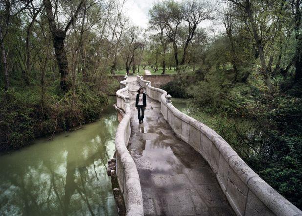Puente De La Culebra Casa De Campo Spain Spain Madrid Villa
