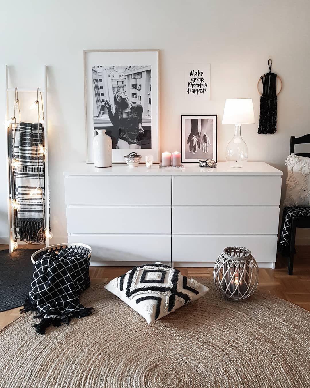 Provenance De La Photo Instagram Mk Nordic Interiordesign Interiors Design Deco En 2020 Deco Appartement Chambre A Coucher Design Idee Decoration Appartement