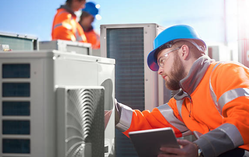Any Type Of Commercial HVAC Support, Repair or Maintenance