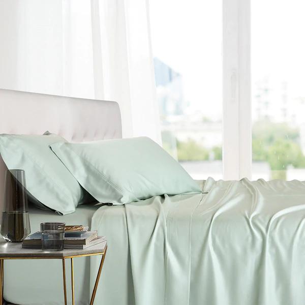 Bamboo Sheets 100 Viscose From Bamboo Bed Sheet Sets Bed Sheet Sets Bamboo Sheets Bedding Bed Sheets
