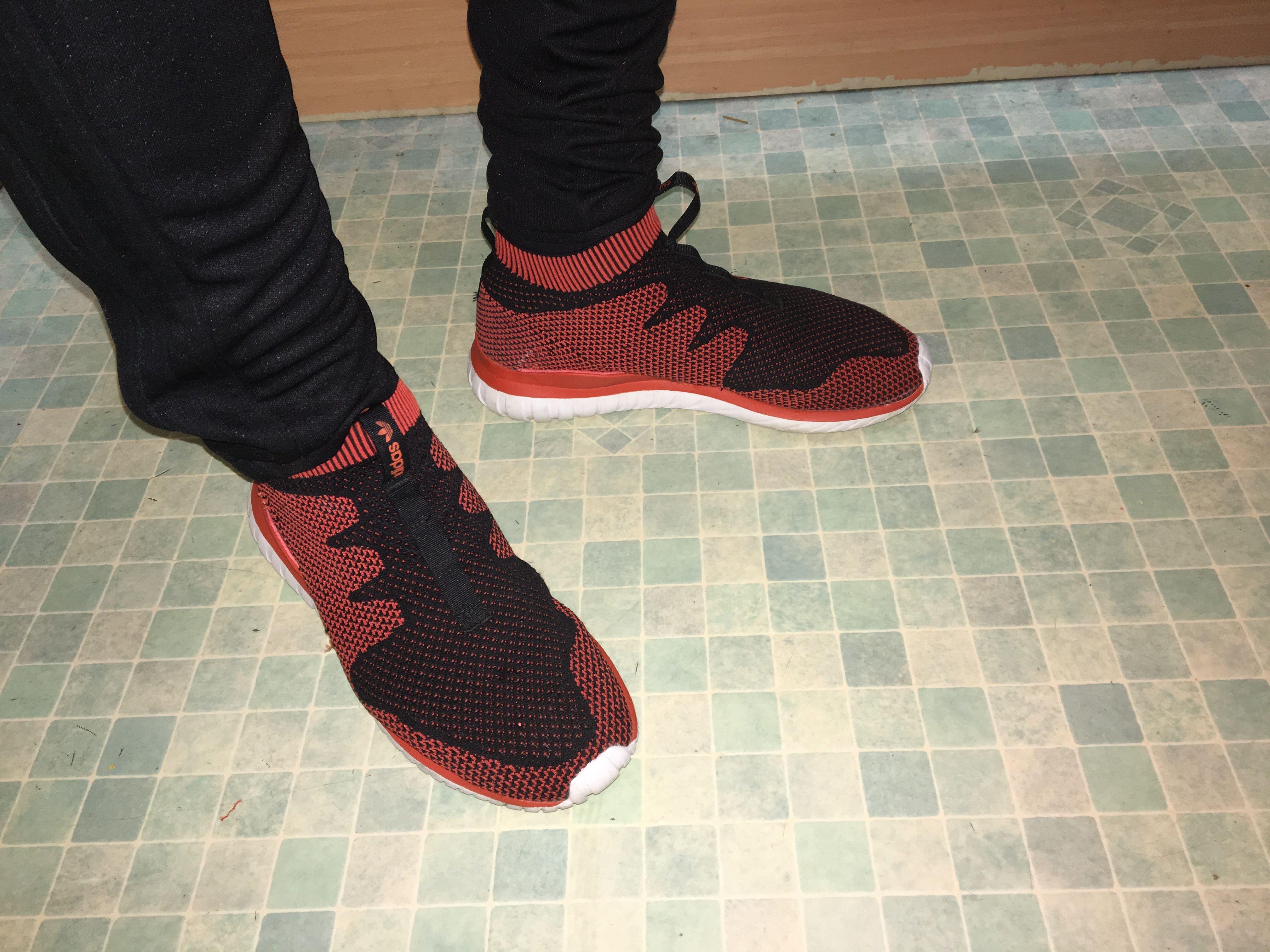 new style a7fed 6dfef Adidas tubular nova primeknit uncaged custom | sneakers ...