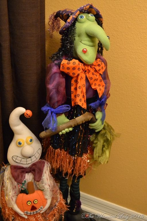 whimsical halloween table decorations Halloween Decorations in the