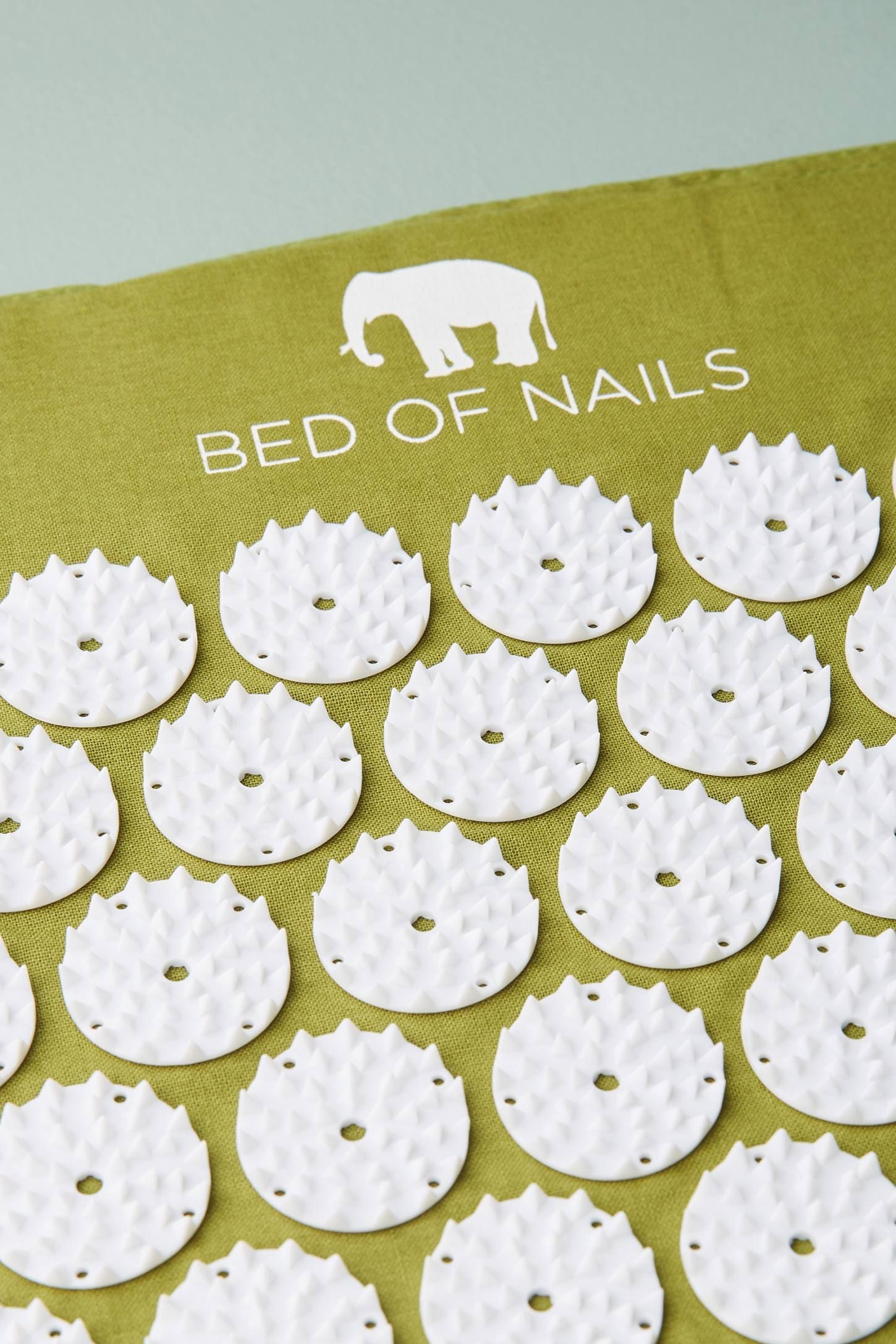 Bed of Nails Mat (With images) Bed of nails, Acupressure