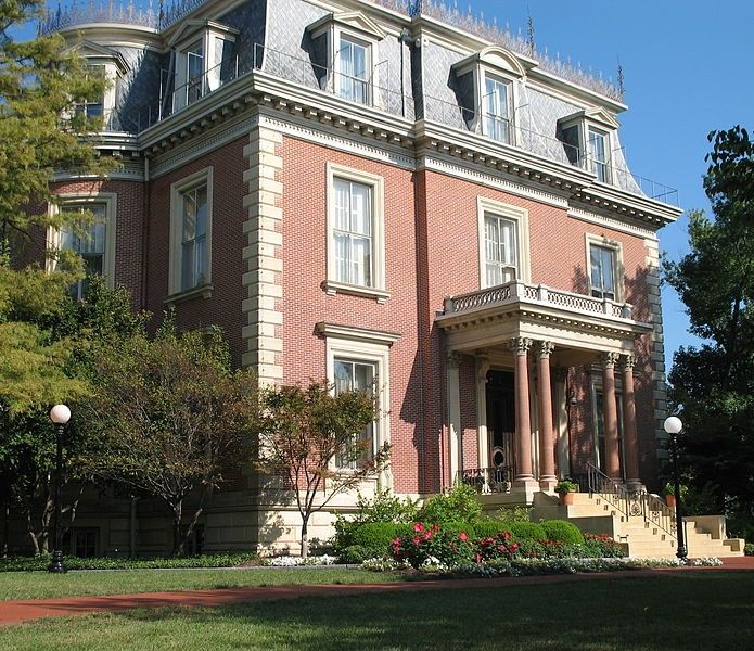 The Missouri Governor S Mansion Is A Historic U S