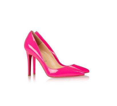 Louboutin <3 (pink)