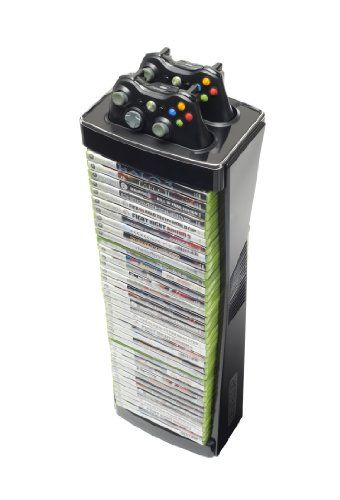 LevelUp Blade Controller And Game Storage Tower « Game Searches Video Game  Storage, Game Organization