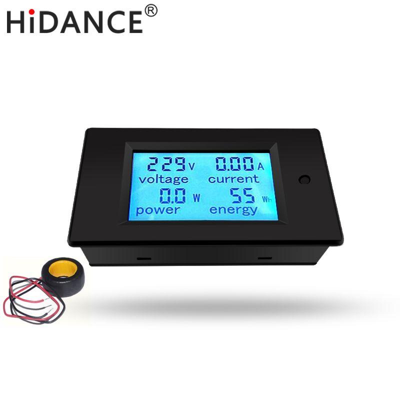 China Digital Power Factor Meter Dp96 Cos China Ac Ammeter