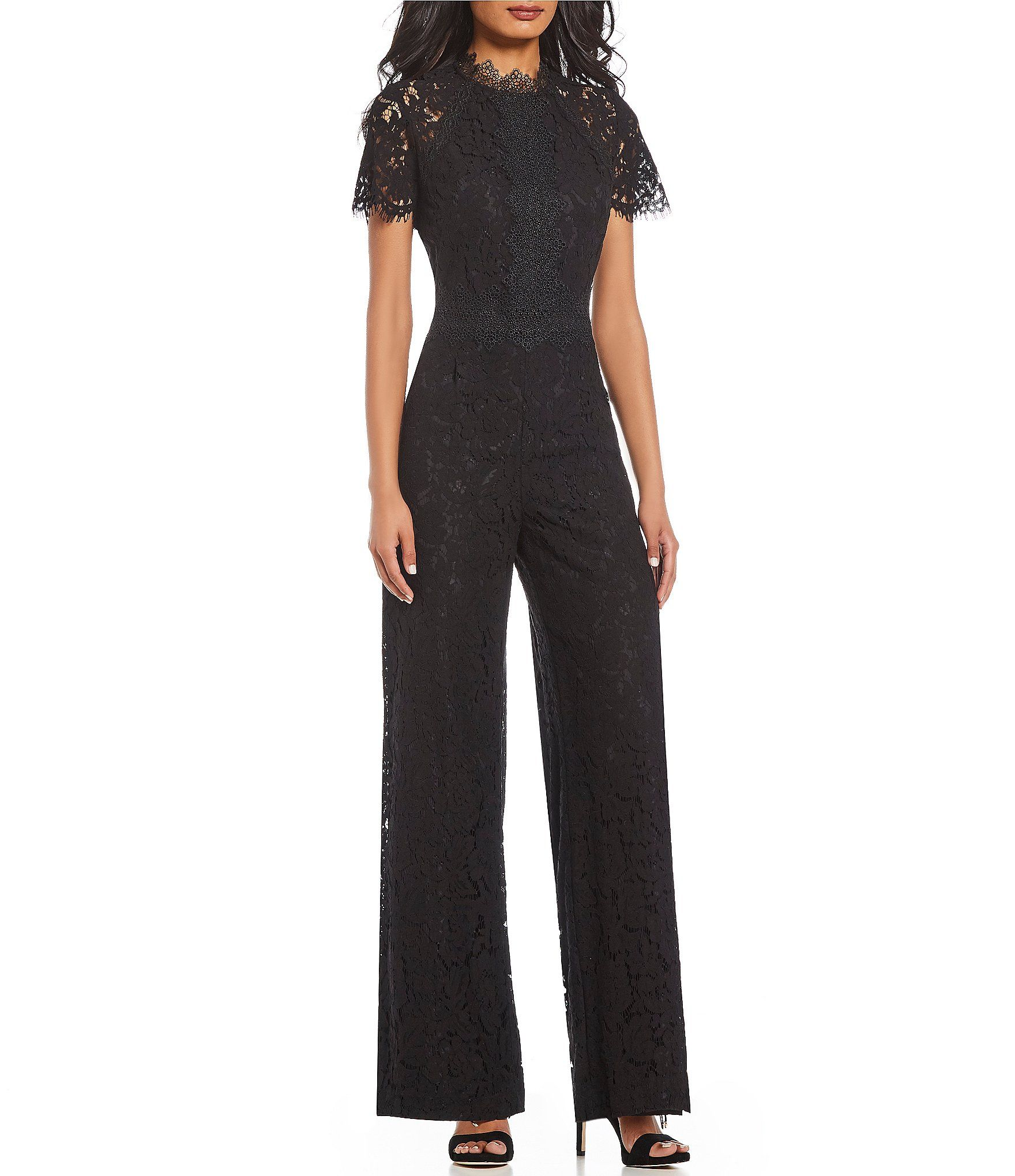 d22f6bd8452a7 Shop for Antonio Melani Pho Lace Jumpsuit at Dillards.com. Visit  Dillards.com to find clothing