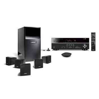Costco Bose Acoustimass 6 Home Theater System Bundle With Yamaha