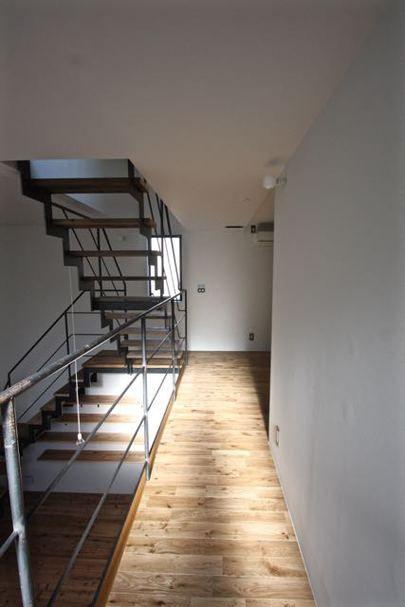 大阪市北区に完成 都市型3階建て住宅デザイン住宅 狭小住宅 大阪