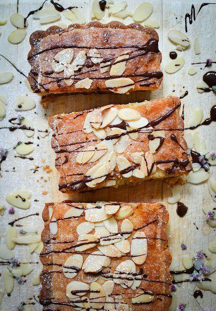 Plum and Ginger Tarts for Lurpak Cook's Range Campaign by Urvashi Roe at www.thebotanicalbaker.wordpress.com
