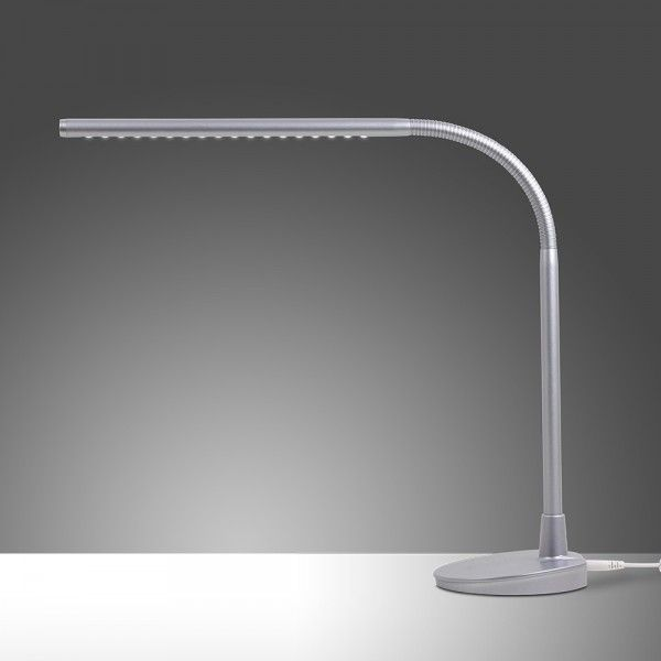 Satechi Flexible LED Desk Lamp (silver) Has USB Charger Built In ; )