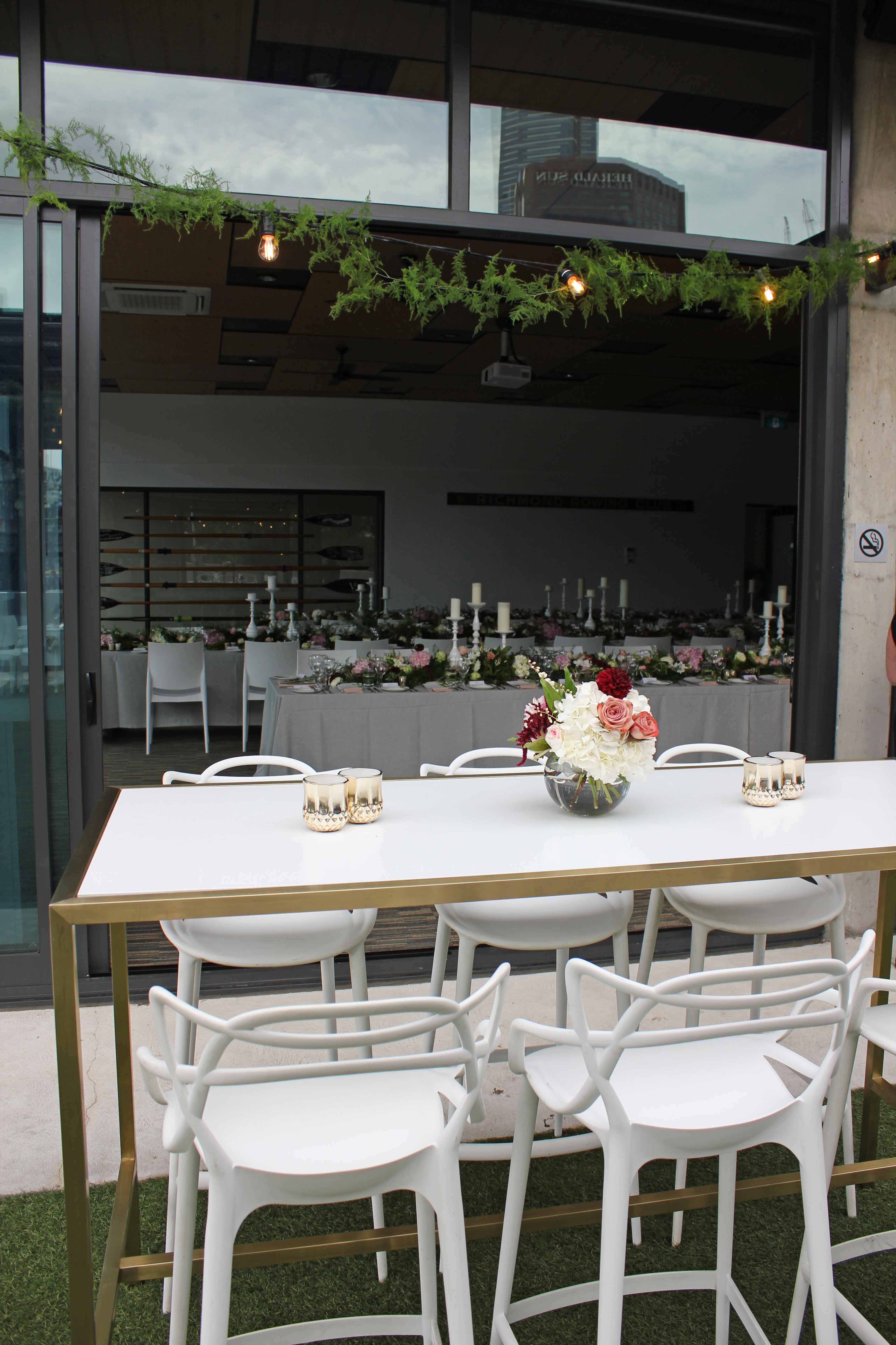 Richmond Rowing Club Wedding With Cnk Catering