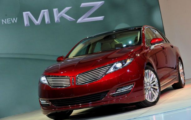 2016 Lincoln Mkz Colors