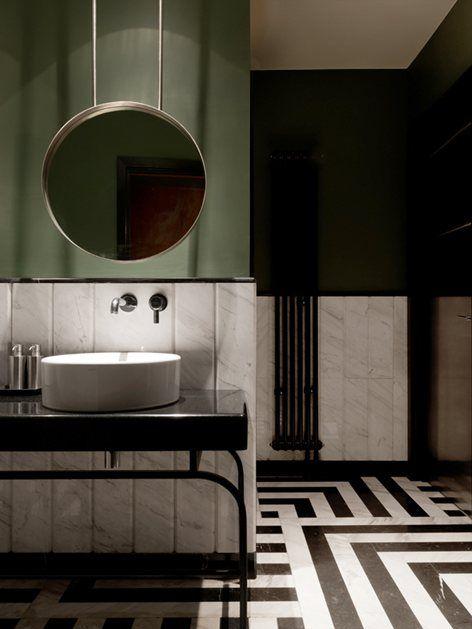 Gäst - WC - ...H2O spaces...   Pinterest - Wc, Badkamer en Badkamers