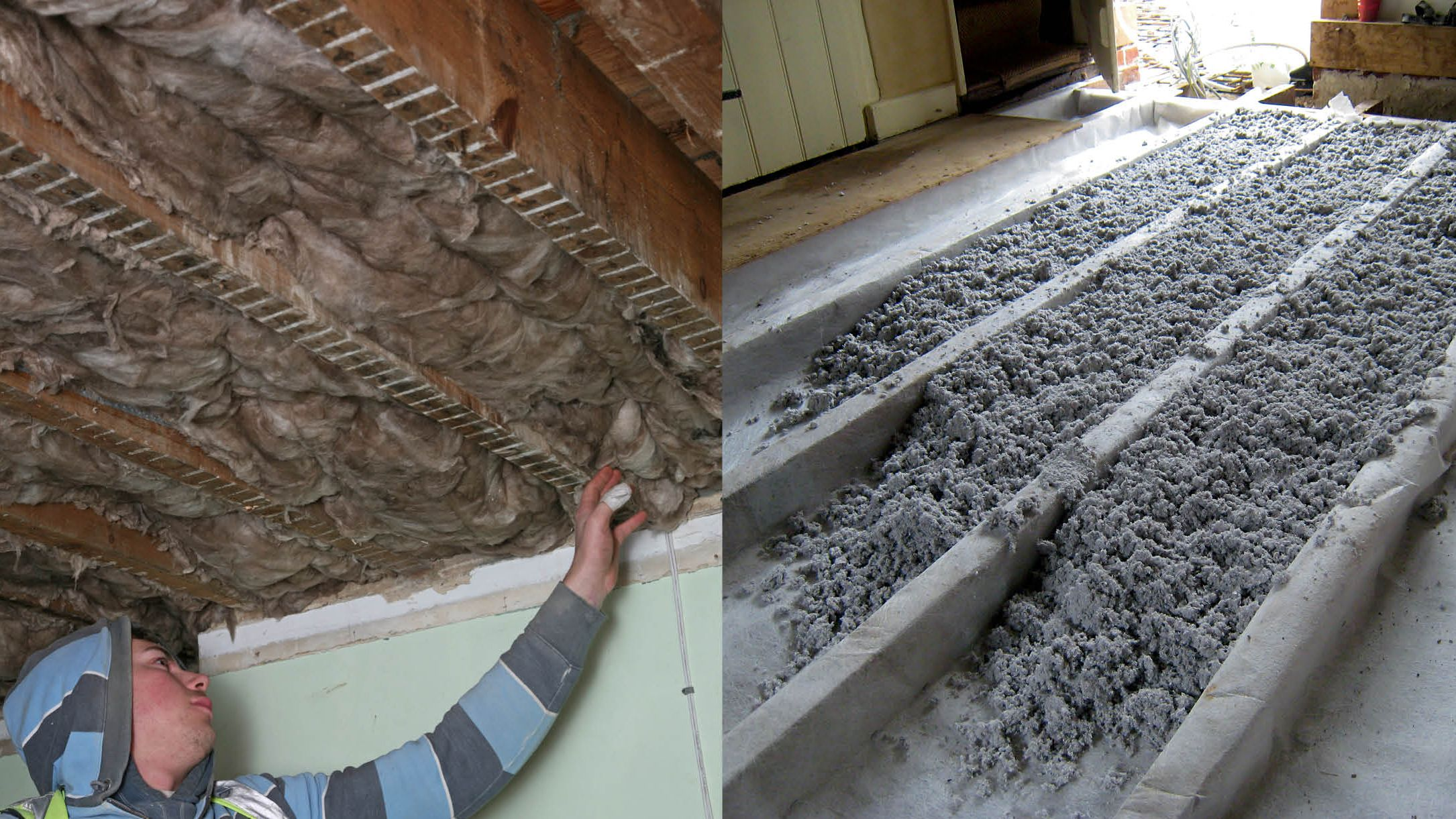 Floor Insulation How To Make Your Home Warmer By Insulating Old