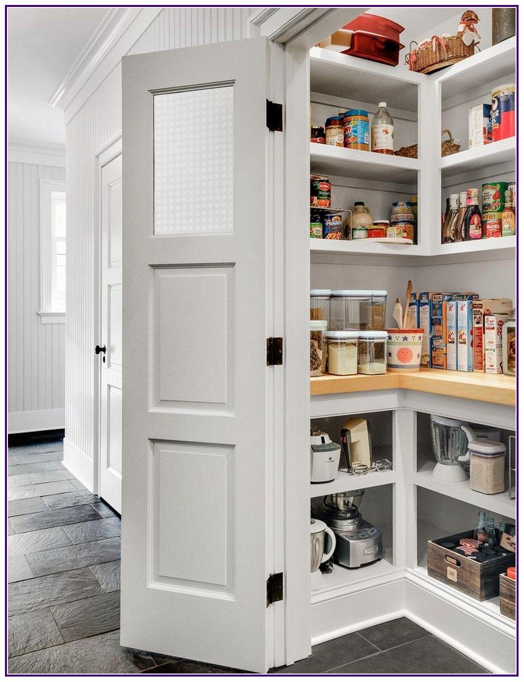 24 well kitchen organized and storage ideas 00001 kitchen pantry design pantry design pantry on organizing kitchen cabinets zones id=62784