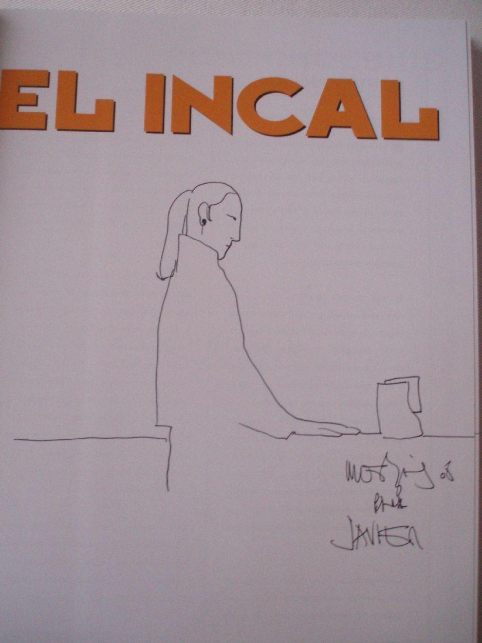 El Incal - W.B.