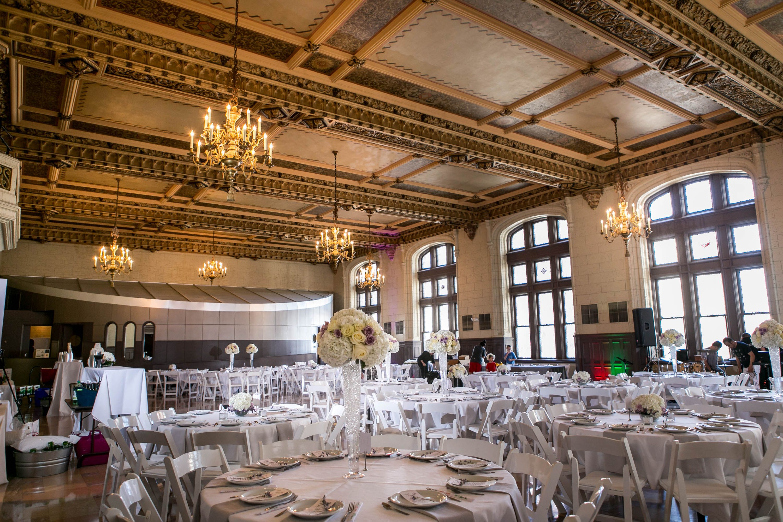 Mark Twain Ballroom In Kansas City Mo Wedding Details