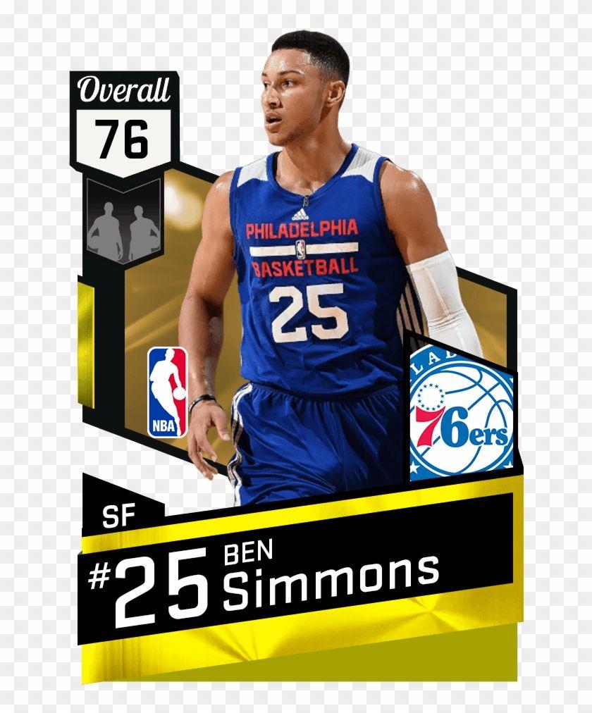 Ben Simmons Nba 2k17 Png Download Ben Simmons Nba 2k17 Ben Simmons Nba Basketball Pictures