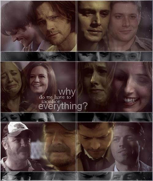 Through the bad and the good, they're still team free will.