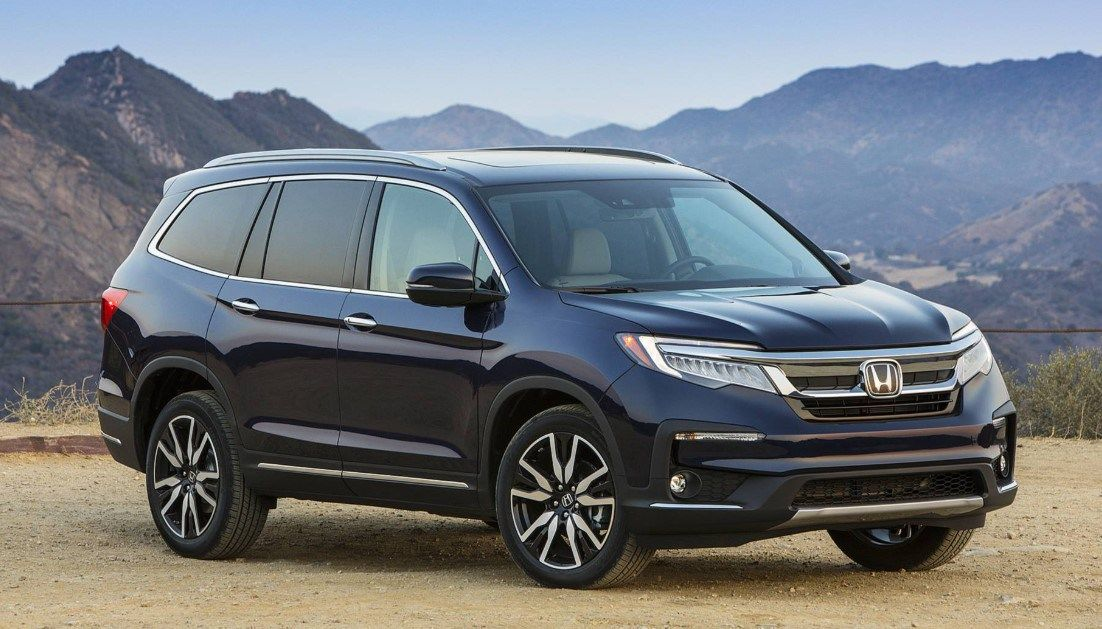 2019 Honda Pilot Redesign Availability And Competitors Honda Pilot Honda Suv