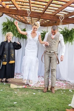 Jumping The Broom All White Wedding Pinterest Jumping The