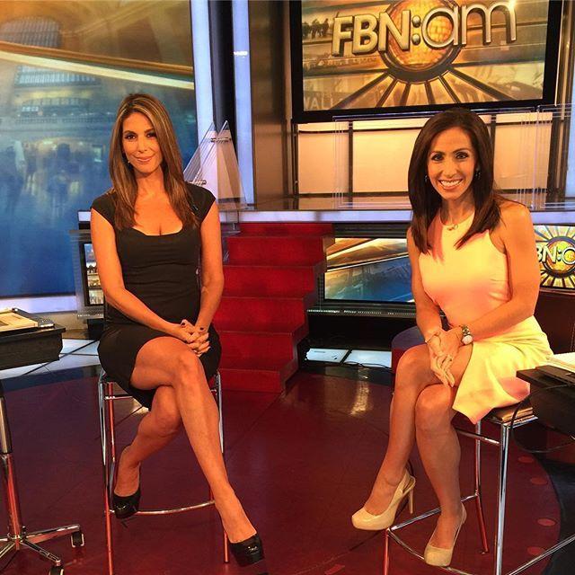 Nicole Petallides Lauren Simonetti At Laurensimonetti Foxbusiness