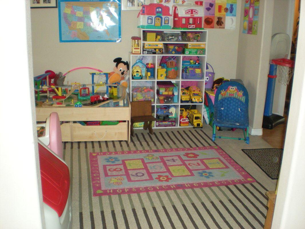 Home Daycare Setup