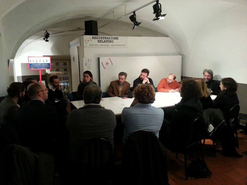 """Lo scopo del meeting era di affrontare insieme i temi di attualità collegati con la proposta del """"Jobs Act"""" che riteniamo fondamentali per il nostro territorio: 1- Riforme, Etica, Costi della Politica 2- Jobs Act: il Made in Italy 3- Modelli si sviluppo: Turismo & Cultura"""