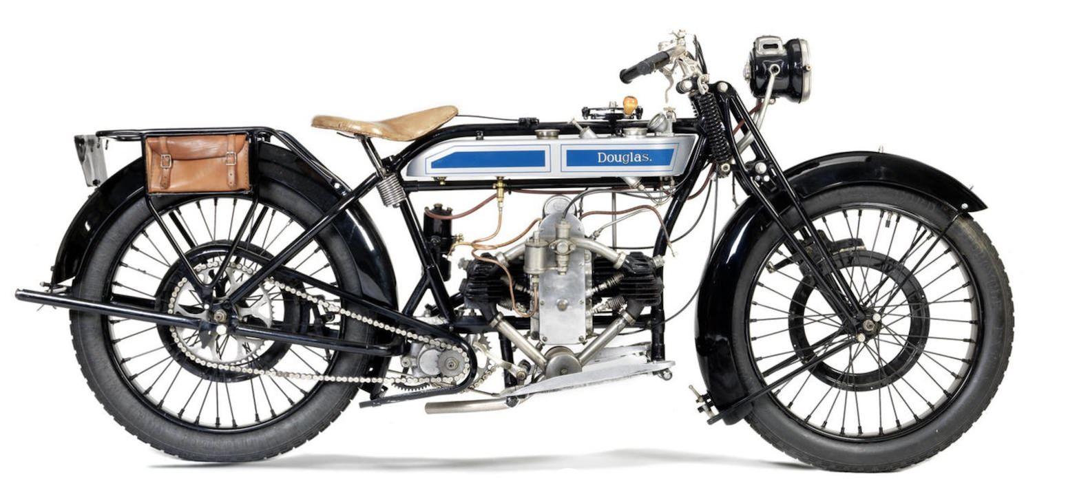 1925 Douglas 2 Hp Vintage Motorcycle Classic Motorcycles Motorcycle