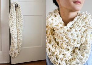 Photo of 6 Loose-Knit Scarf Pattern – Die Funky Stitch