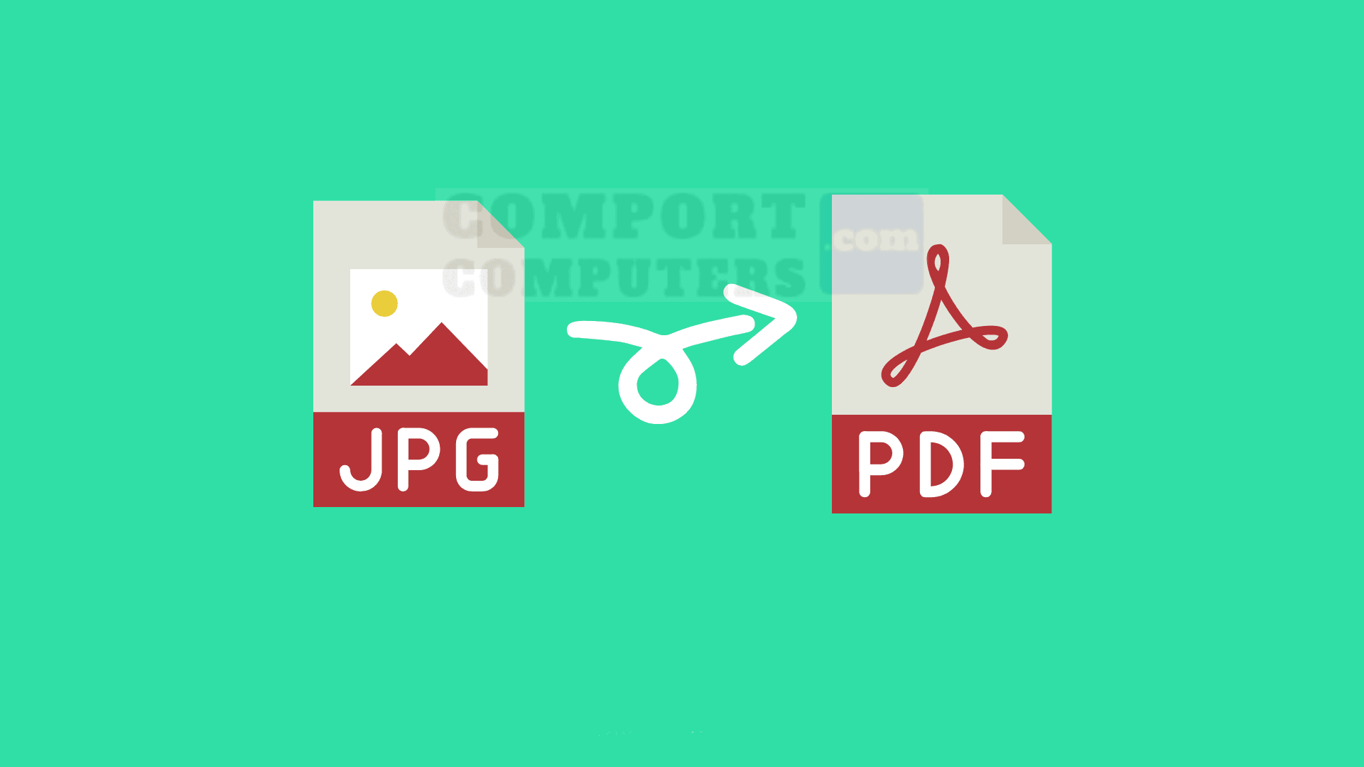 Cara Konversi Jpg Ke Pdf Simak Ya Komputer Aplikasi Photoshop