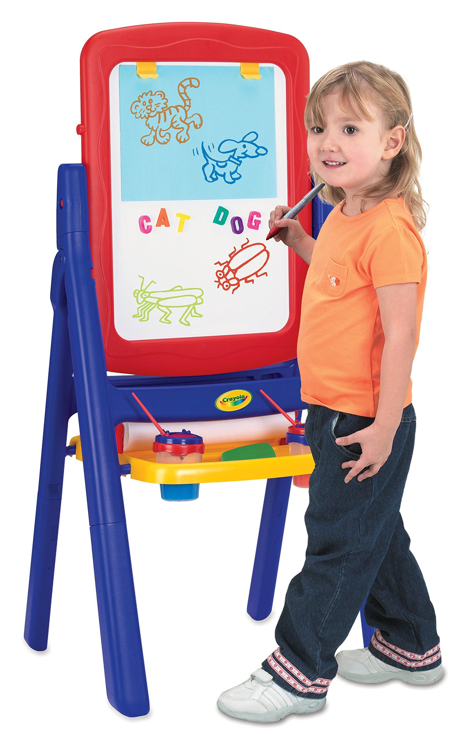 Crayola qwik flip 2 sided easel see this great product