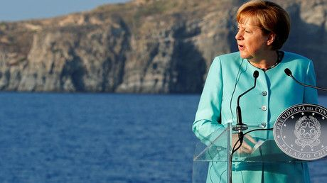 Turks living in Germany should show high level of loyalty to adopted nation  Merkel